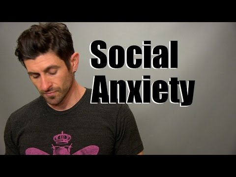 How to deal with social anxiety 1