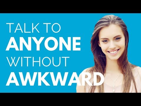 How to Talk to People Without Being Awkward: 3 Quick Tips
