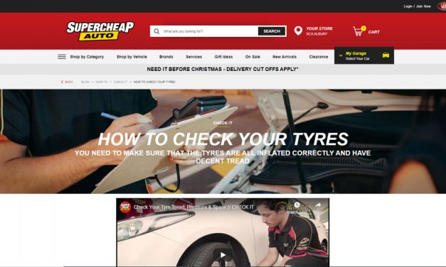 How To Check your Tyres