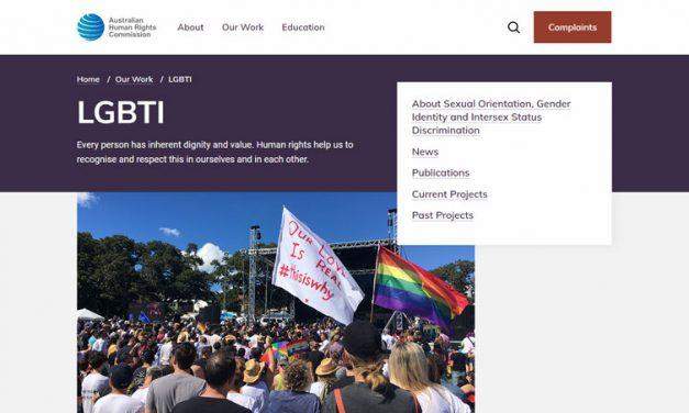LGBTI Equality