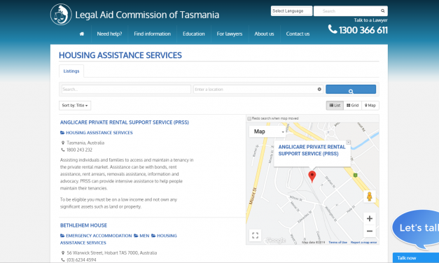 TAS Bond Assistance