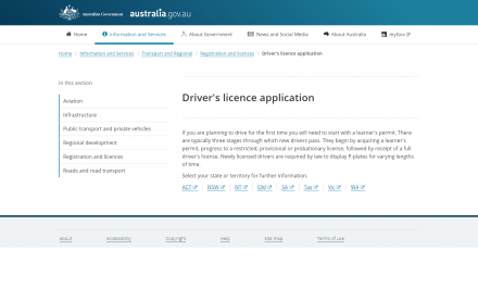 Driver's Licence