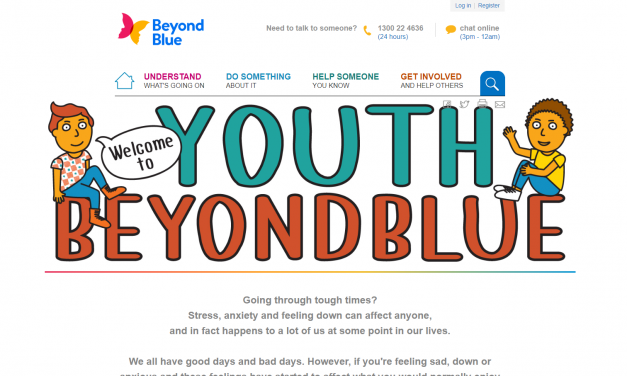 Youth Beyond Blue
