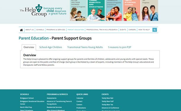Help group Support group