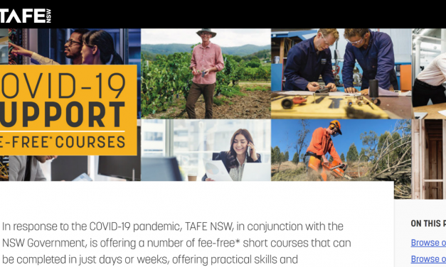 Free Tafe Courses online